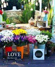 Flower Booth
