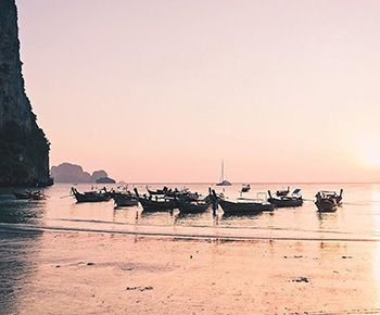 החופשה האולטימטיבית: תאילנד