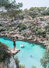 פלמה דה מיורקה: קיץ אירופאי מושלם לחופי הים התיכון