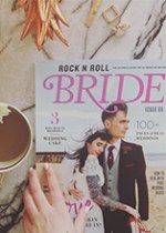 מגזין Rock N Roll bride בידינו!
