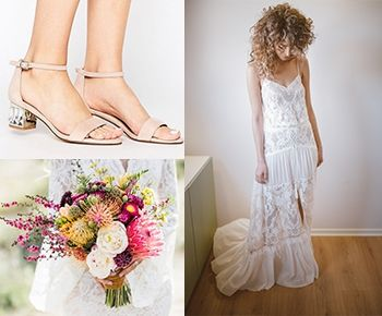 Get the Look: Free Spirit Bride