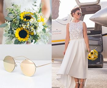 Get the Look: Summer Bride
